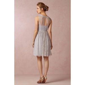 BHLDN Dresses - 🆕 BHLDN HITHERTO CELIA BRIDESMAID LACE DRESS SZ 6